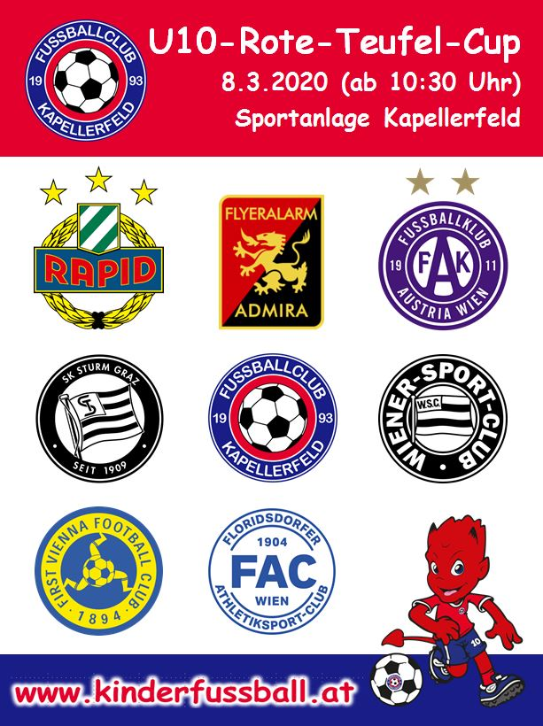 Topbesetzer U10-Rote-Teufel-Cup