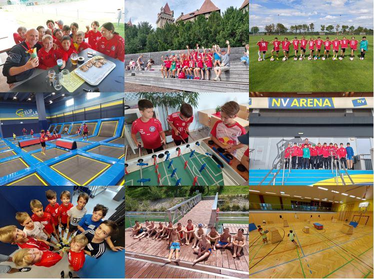 U12-Sommercamp 2021