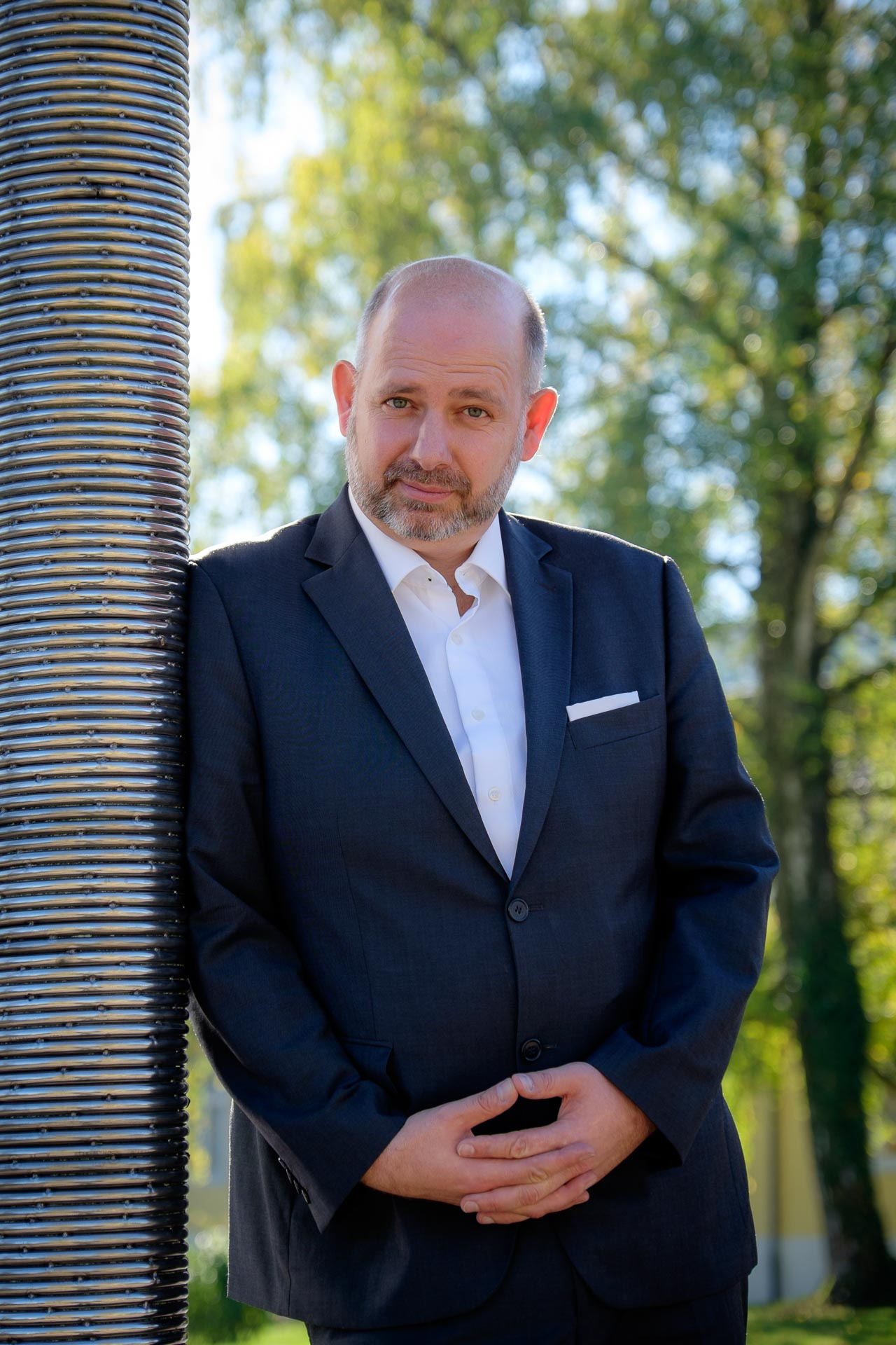 Fotograf Bad Rappenau Charaktertenor Holger Ries