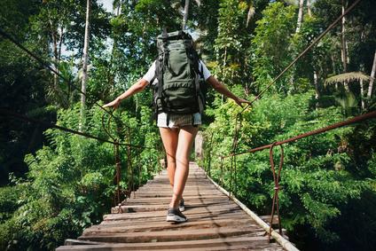 Günstige HanseMerkur Auslandskrankenversicherung für backpacker