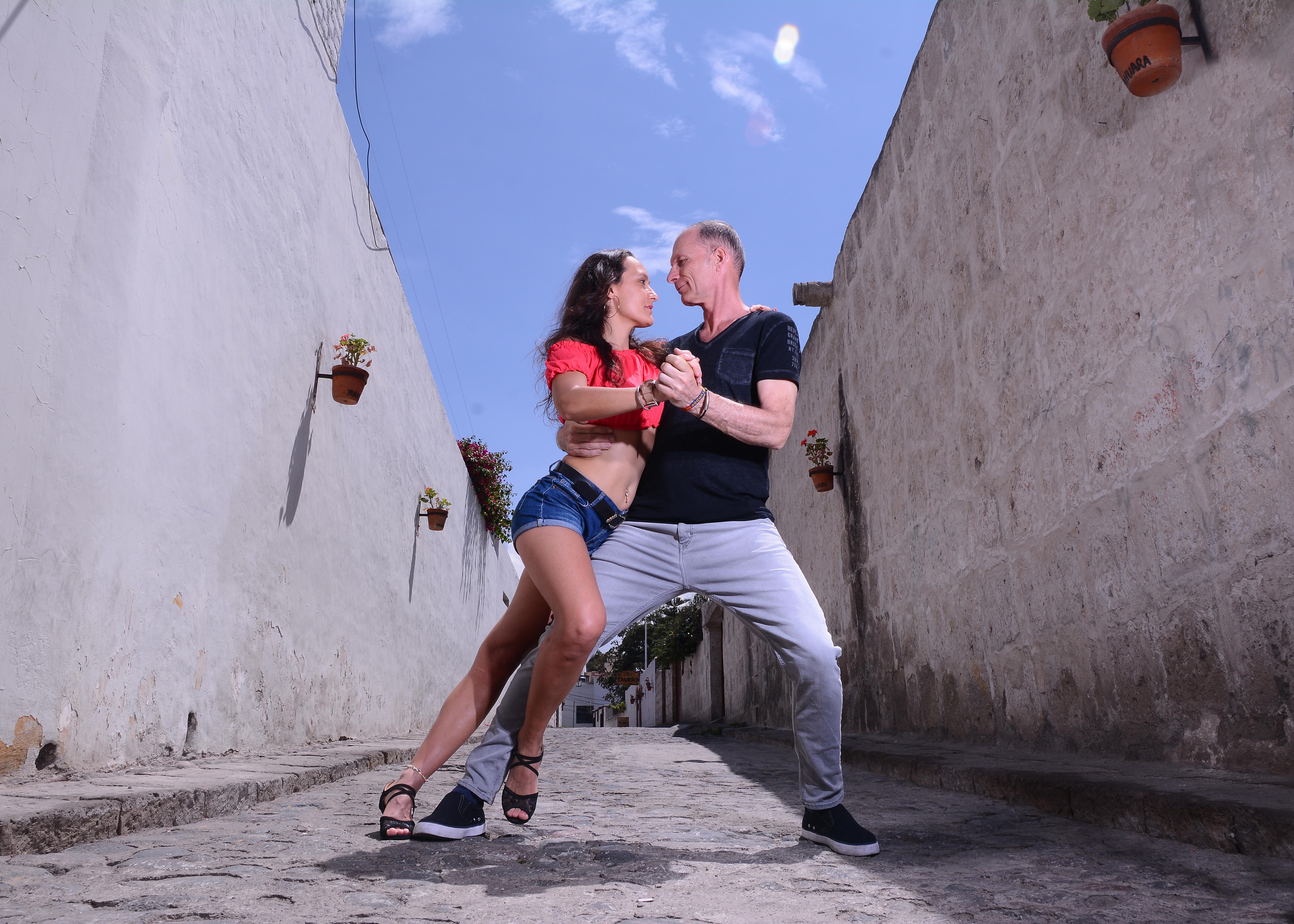 Kizomba   Nadine & Martin (Belarus/Switzerland)