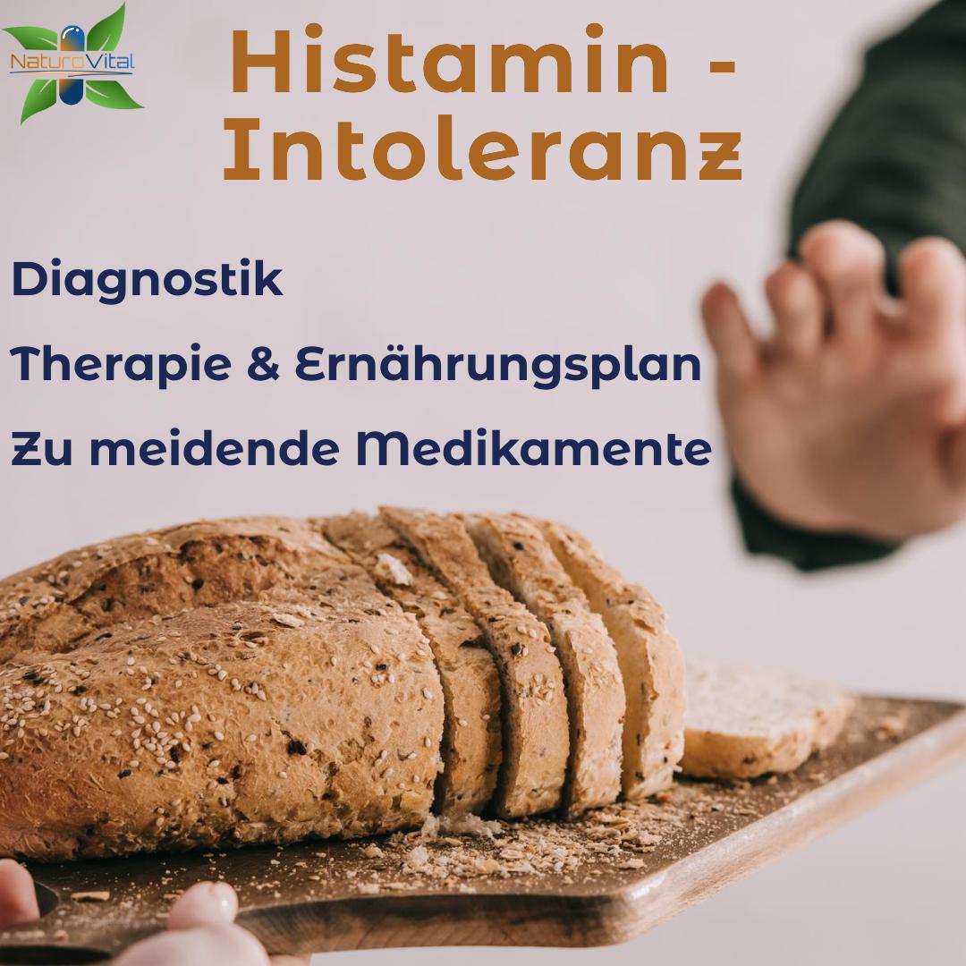 Histaminunverträglichkeit - Wissen kompakt (2/2)