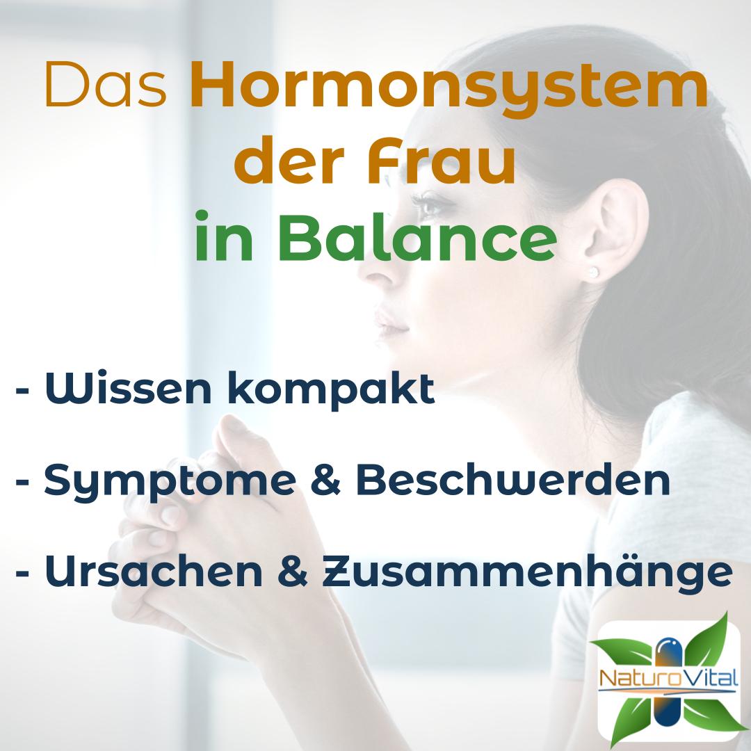 Das Hormonsystem der Frau in Balance (1/3)