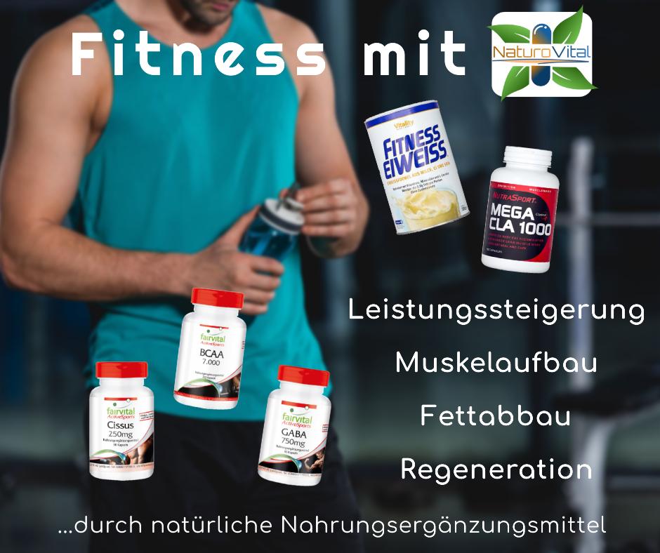 Fitness mit NaturoVital