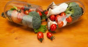 Obst und Gemüse, Vitamine und Mineralstoffe als NEM in Kapseln