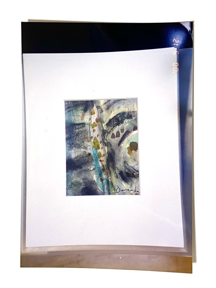 ギャラリークラマー、出品作品、水彩