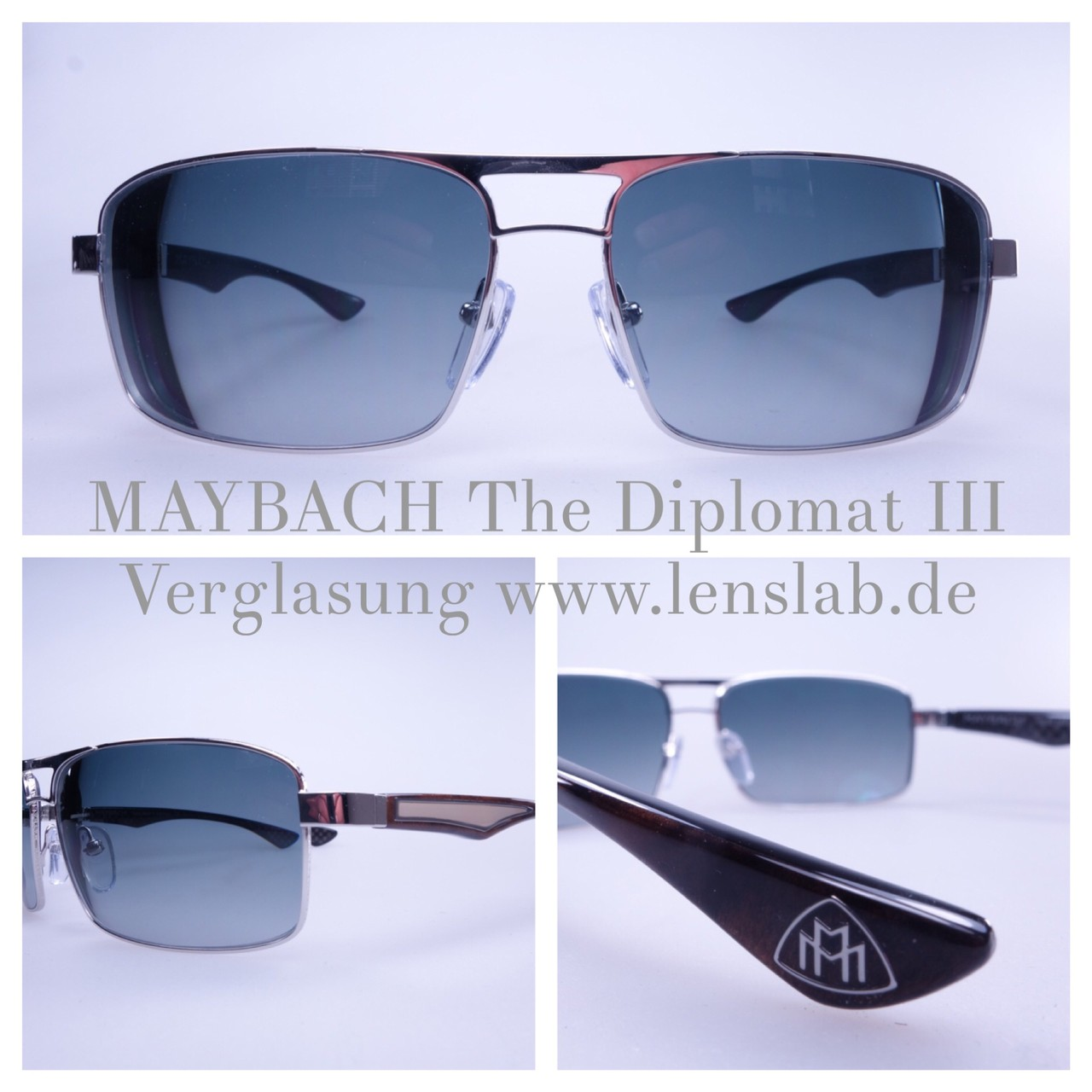 MAYBACH The Diplomat III Gläser Kurve 6.0
