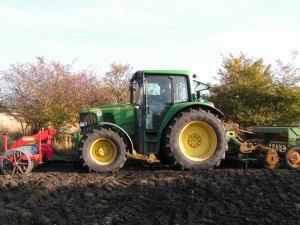 Feldbestellung im Frühjahr (und Herbst)
