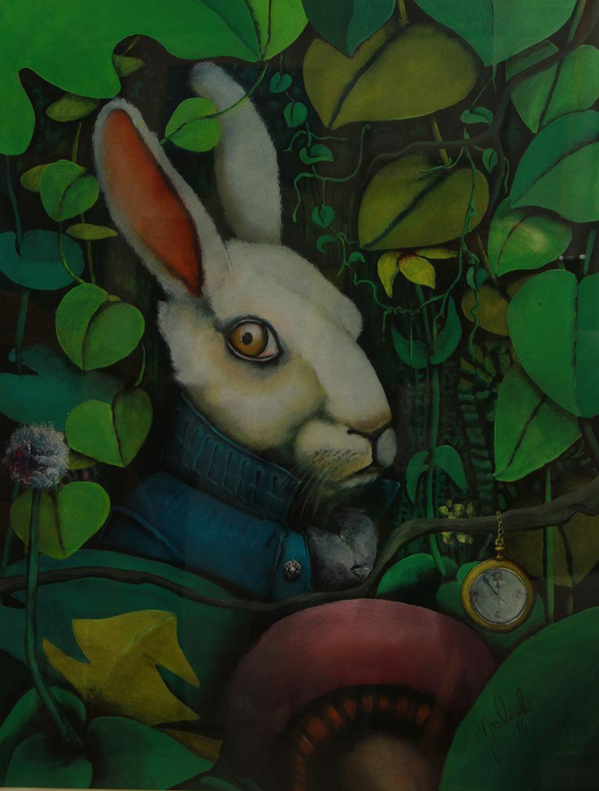 Bild aus der Serie 'Alice im Wunderland'