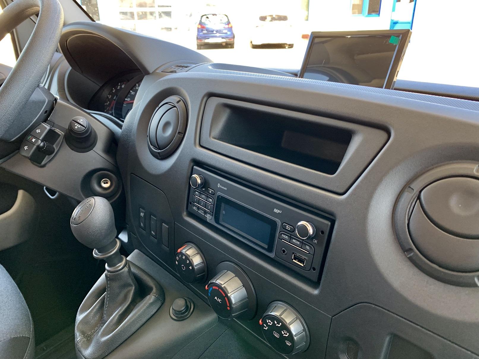Fahrerhaustechnik