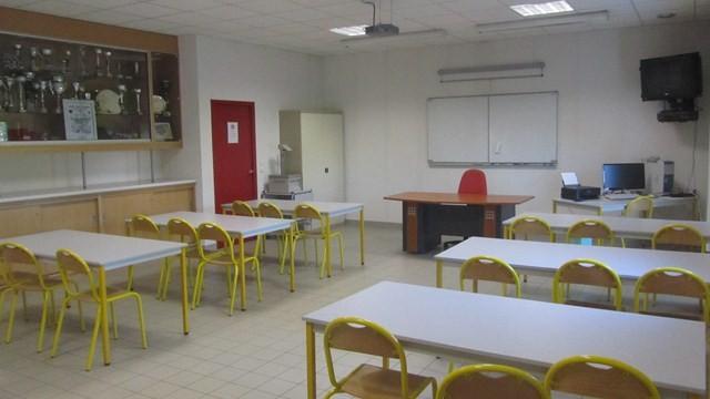 La salle de formation