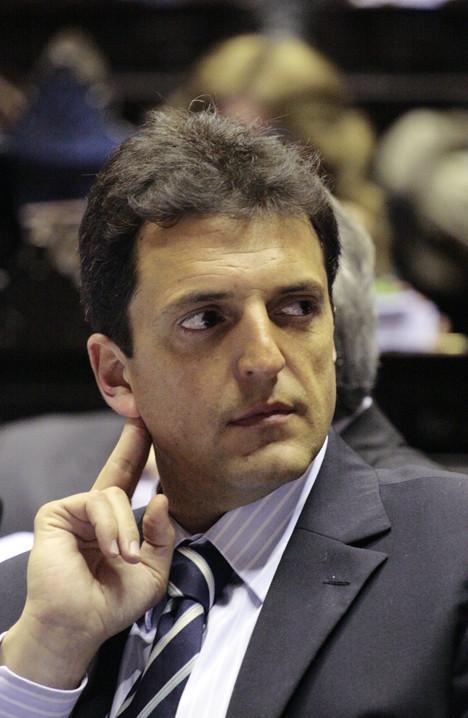 Sergio Massa