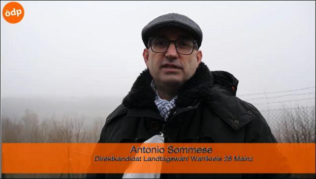 """Antonio Sommese """"Mehr Demokratie tut allen gut."""""""