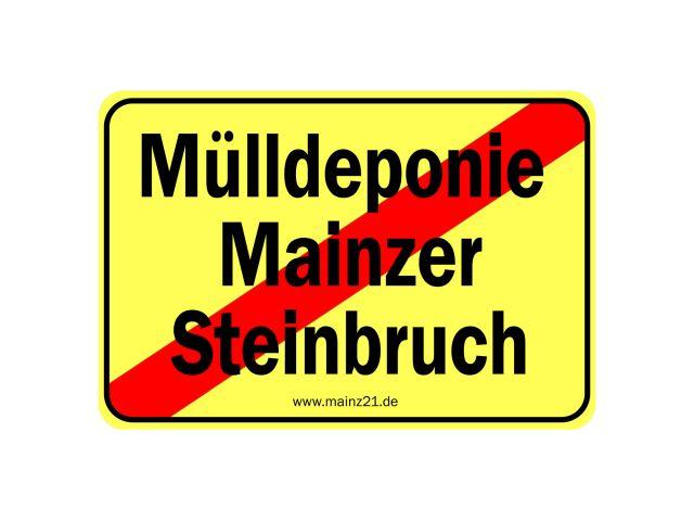 ZOOM Call - Mindestabstand von Deponien zur Wohnbebauung in Rheinland-Pfalz