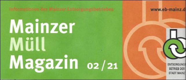 Mainzer Müll Magazin 02/21
