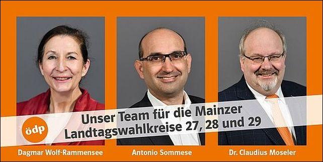 Antonio Sommese macht geplante Deponie im Steinbruch Mainz-Laubenheim zum zentralen Thema im Landtagswahlkampf