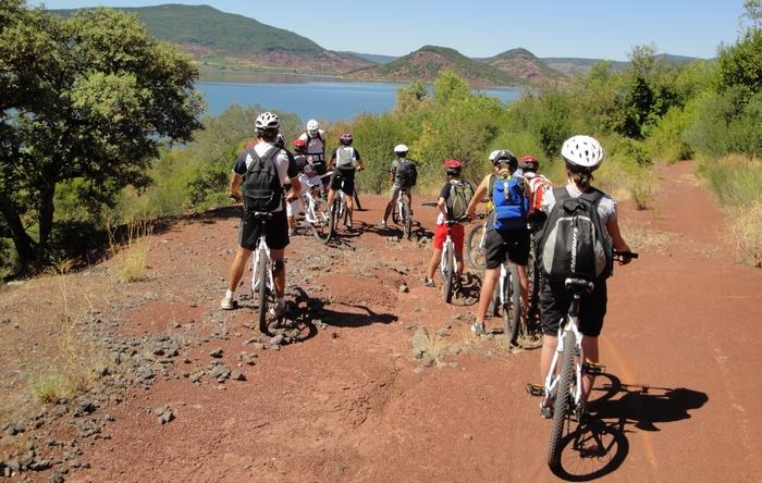 Moniteur VTT Brevet d'Etat activités vélo
