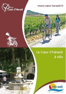 Le coeur d'Hérault à vélo