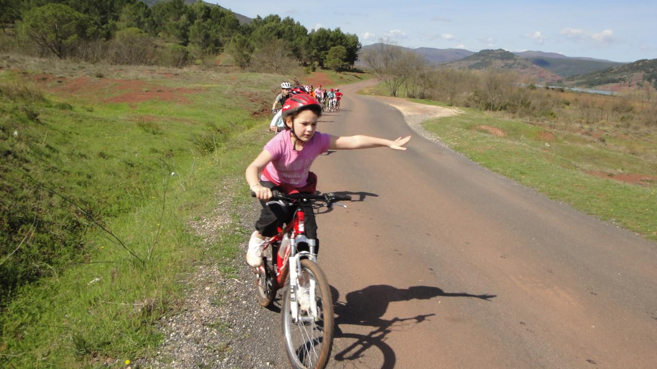 Projet vélo à l'école: Sécurité routière et déplacement sécurisé -Ozone