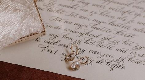 kalligrafie stationery trouwkaarten maxcript