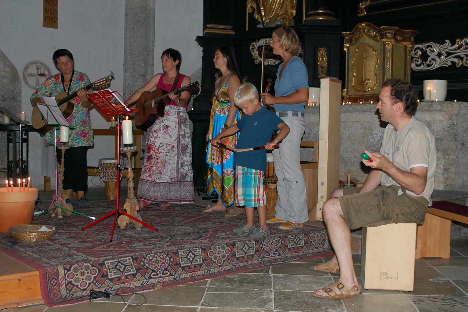 SOG 2012 St. Blasien :: v.l. Elrosa, Maya, Daniela, Paul, Katharina, David