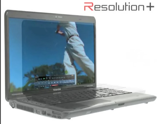 Toshiba: Video describing the features of the Satellite A660 laptop.