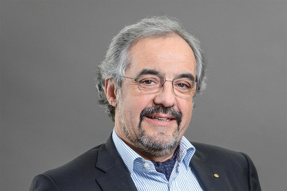 Zulian Gilbert Präsident Krebsliga Schweiz