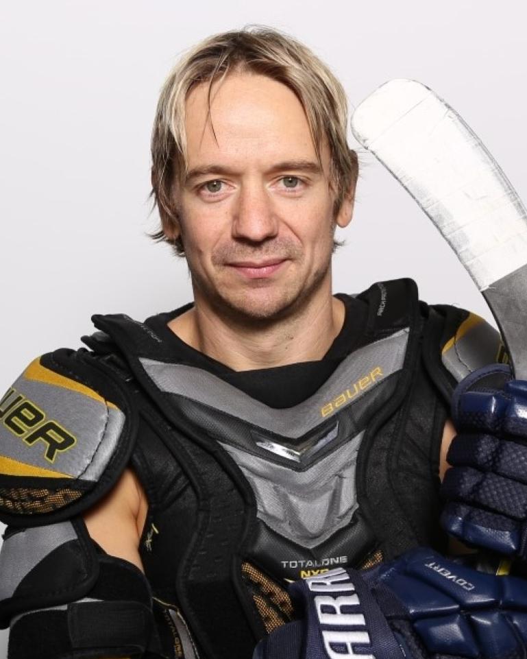 Philipp Fontana - Hockey