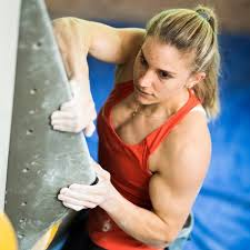 Petra Klingler - Bouldern - Weltmeisterin 2016