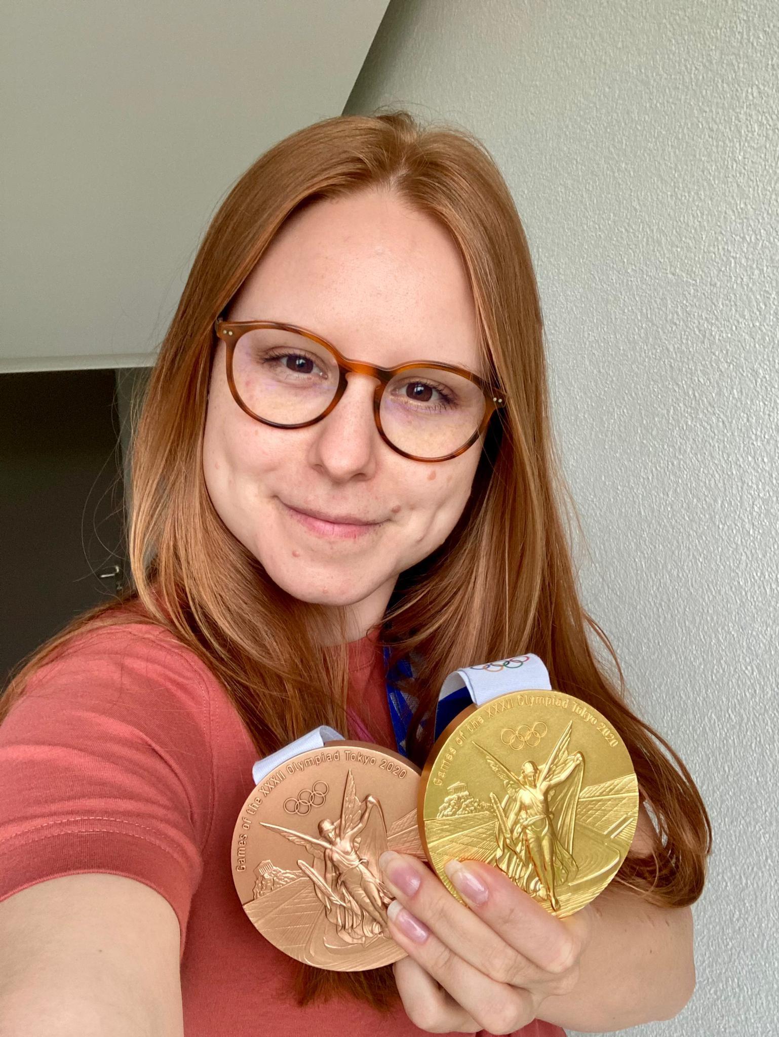 Nina Christen - OLYMPIASIEGERIN TOKYO!