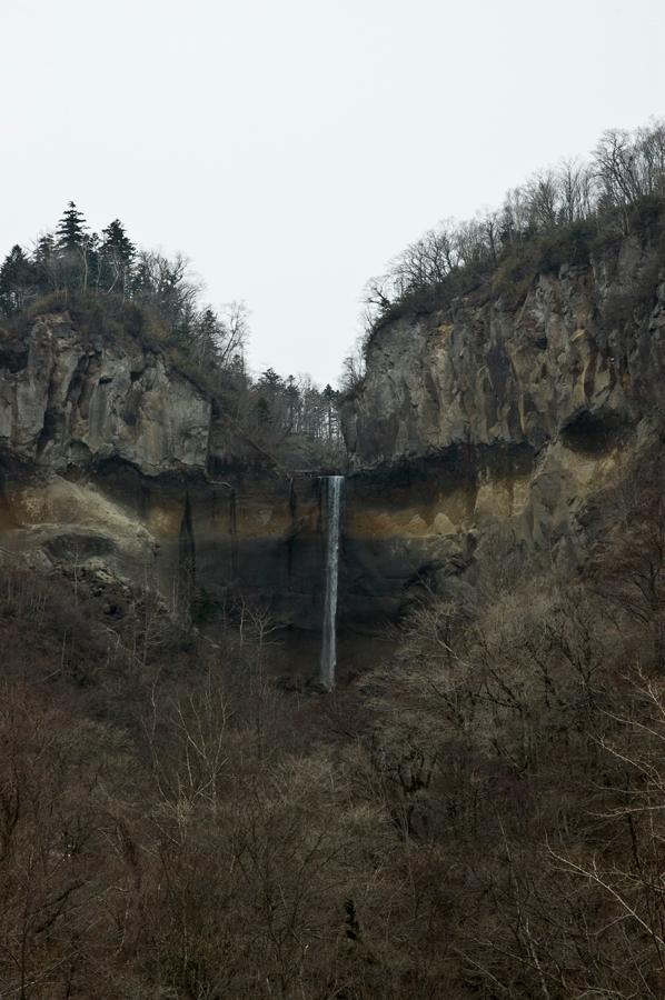 これがインクラの滝だ