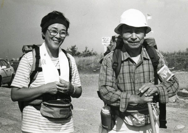 父と母は八戸山友会を創立に加わった