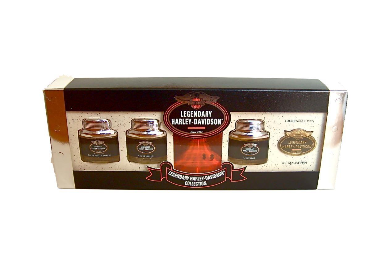Harley Davidson Miniatures De Parfum à Collectionner