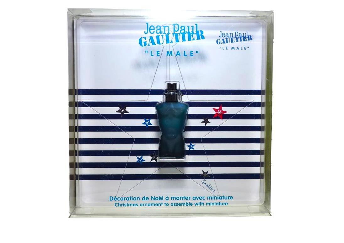 Jean paul gaultier miniatures de parfum collectionner - Le male jean paul gaultier prix ...
