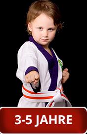 Kinderkarate für Kinder ab 3 Jahren in der TOWASAN Karate Schule Muenchen