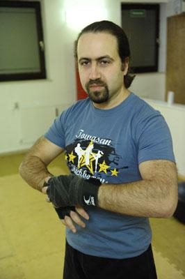 Sven P. ueber unser TOWASAN Karate in Muenchen