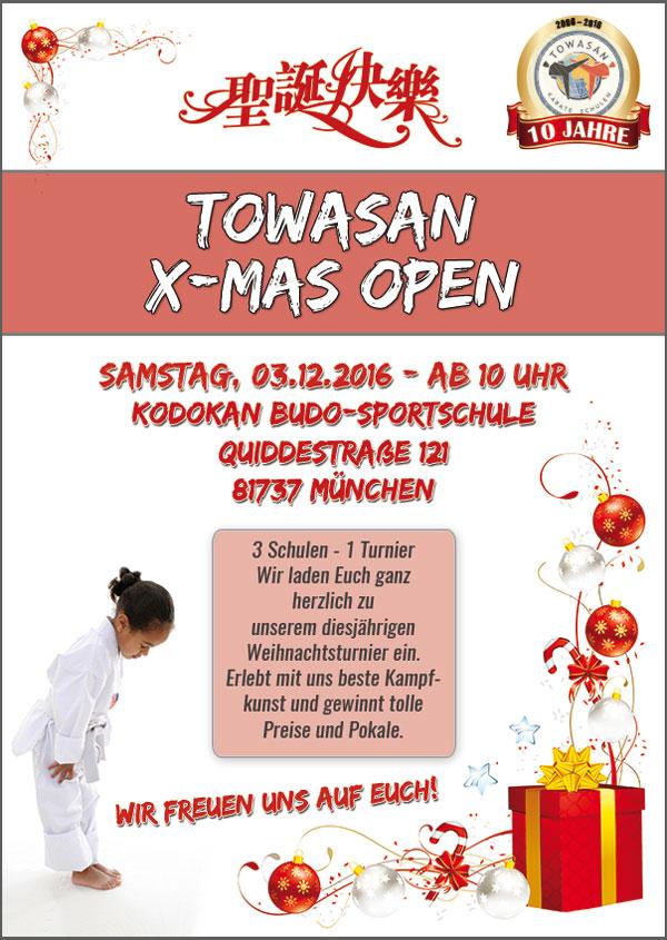 Karate München Christmas