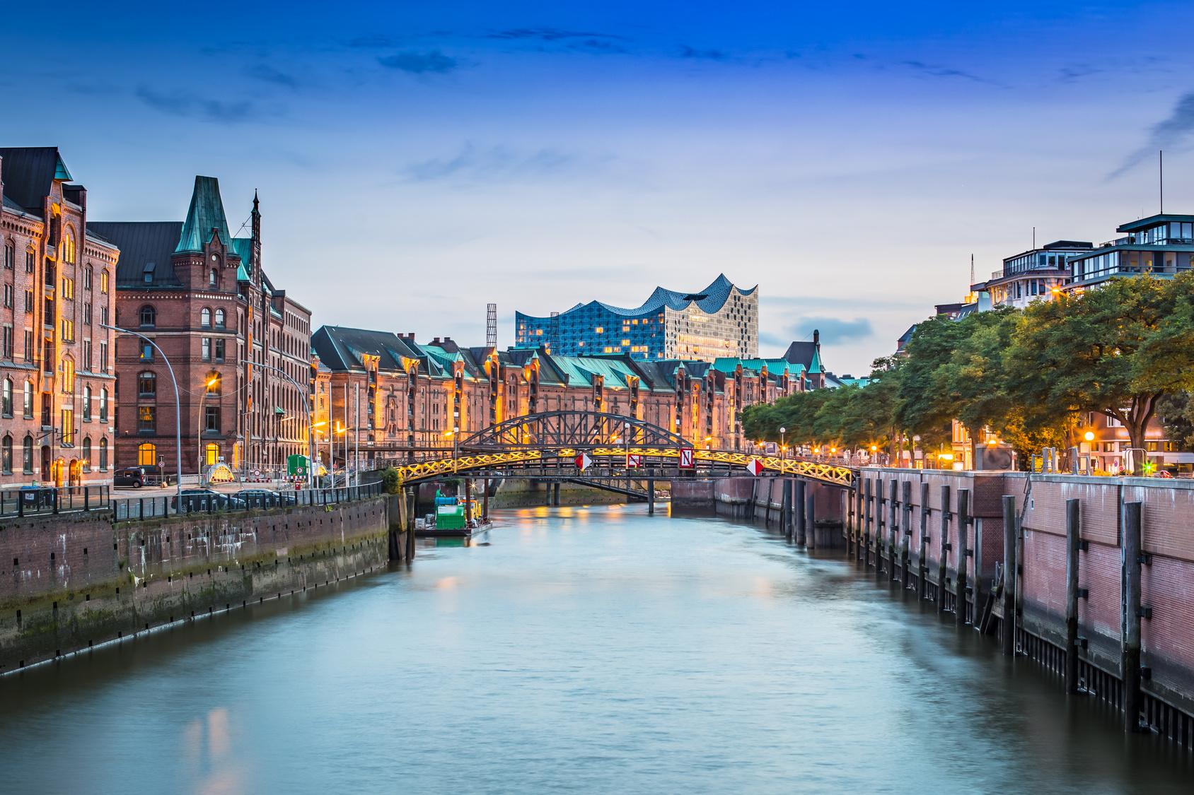 Schöne Städte Norddeutschland