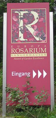 Europa Rosarium Sangerhausen