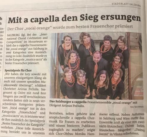 Stadtblatt Salzburg, 26.6.2019
