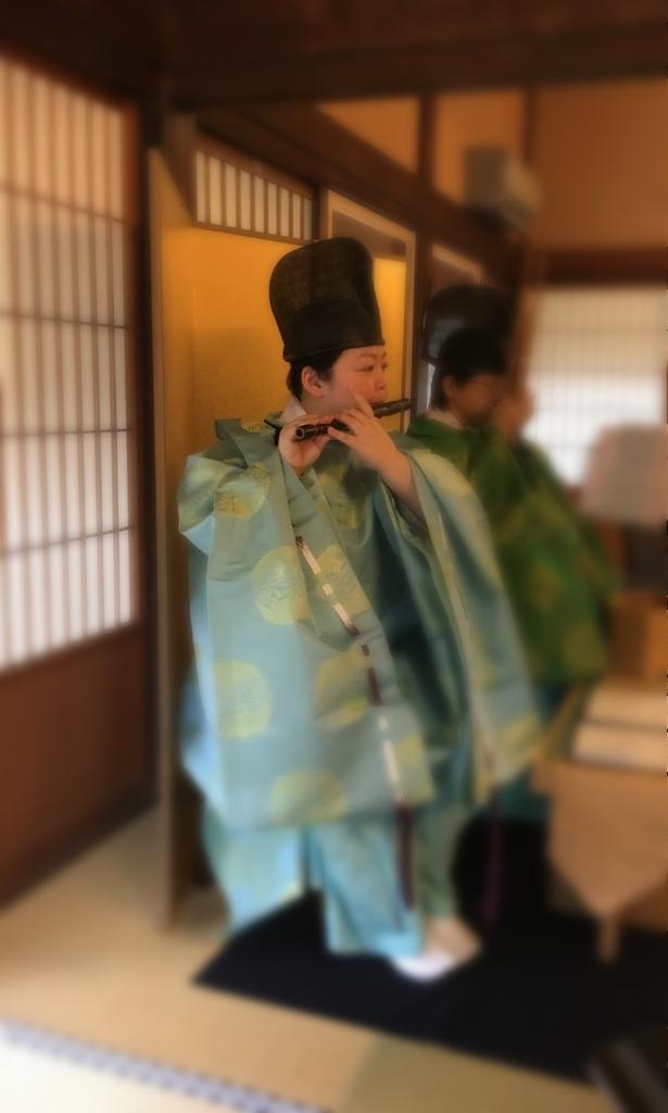 桜茶会(満願寺)