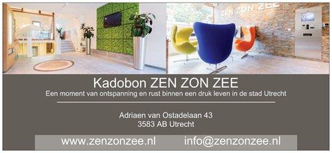 Kadobon Zen Zon Zee: cadeaubon voor hem of cadeaubon voor haar