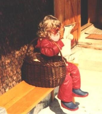 Schon als Kind identifizieren wir uns mit Rollen