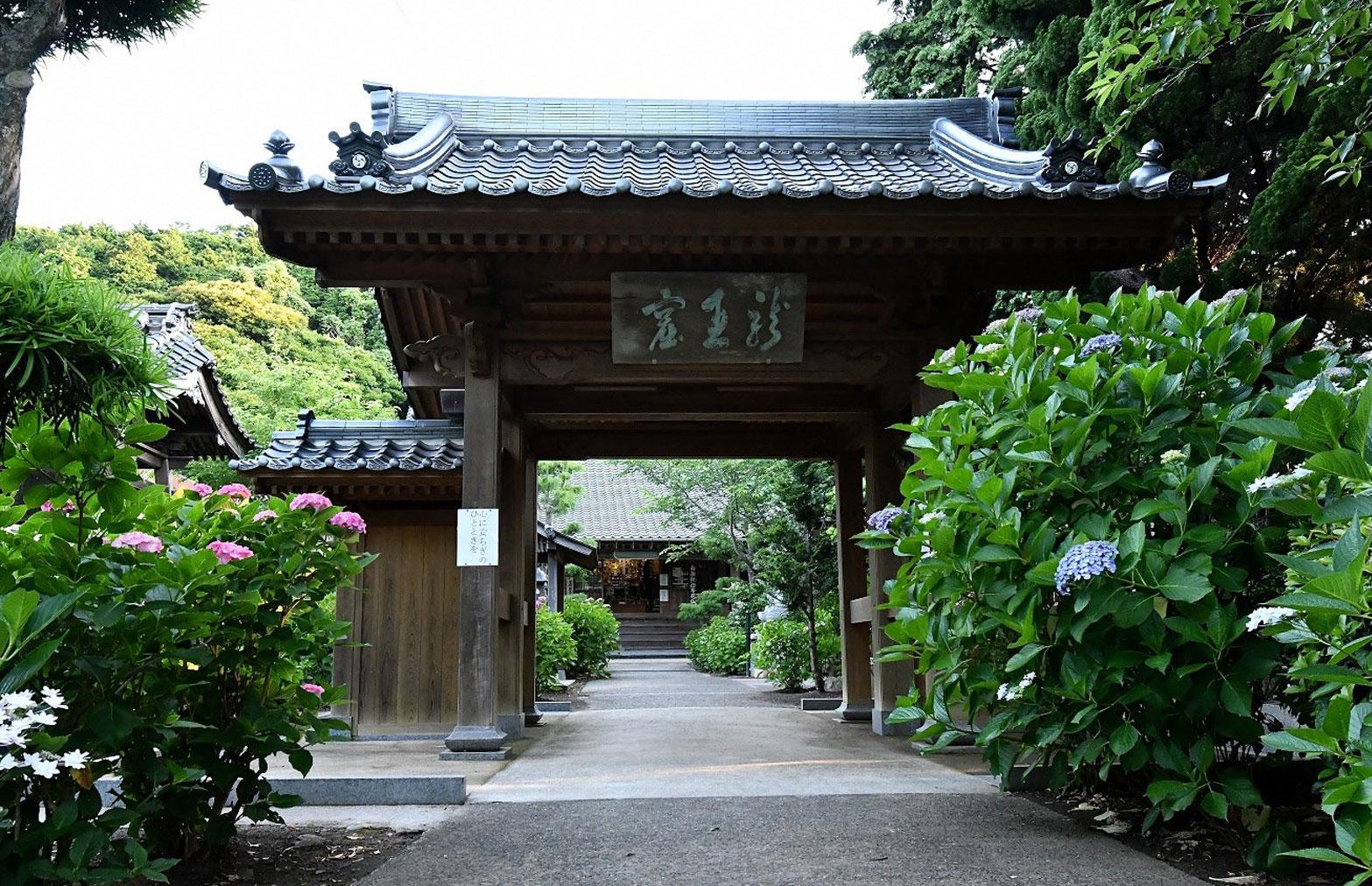 第32番霊場(向徳寺)