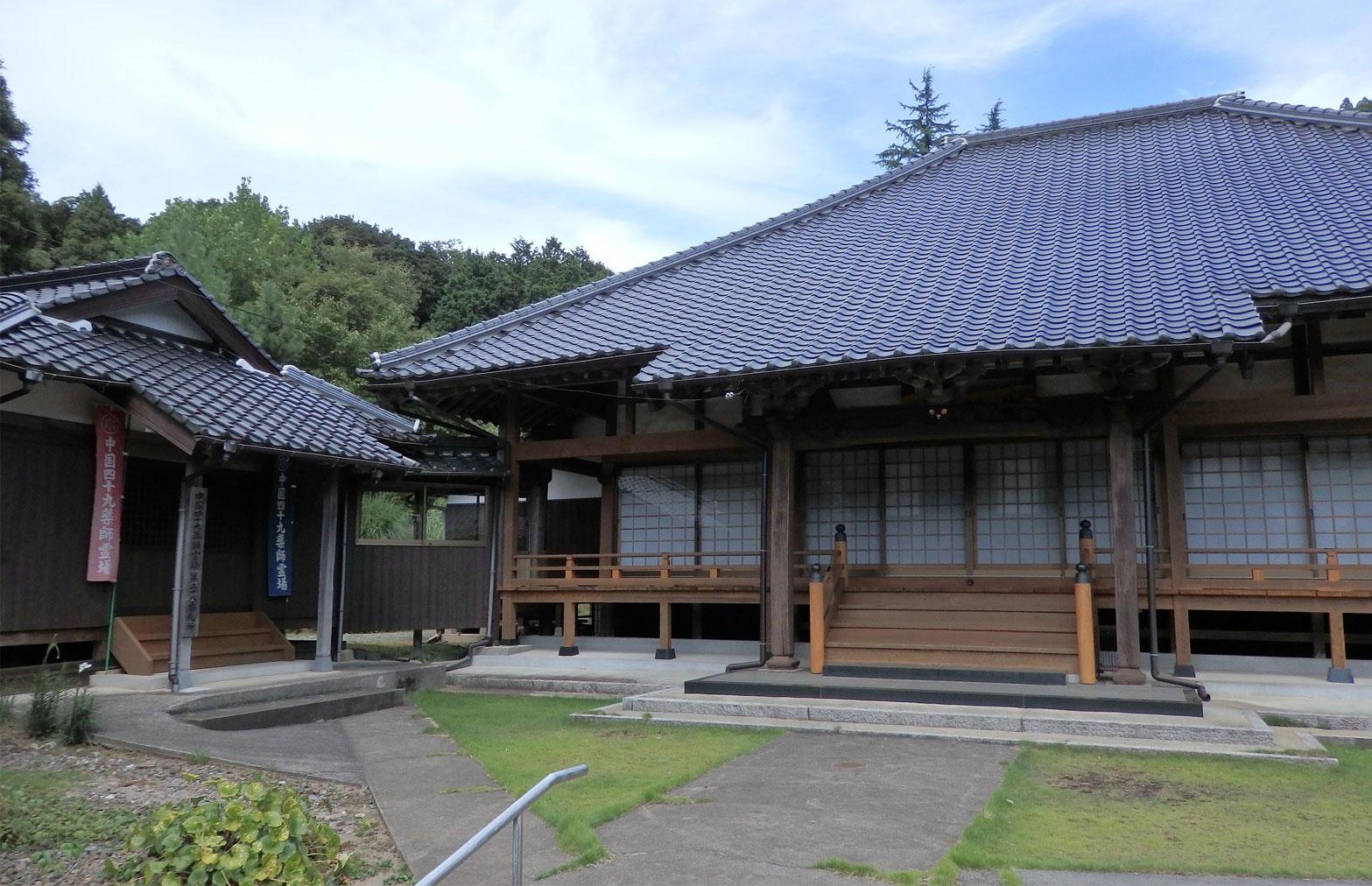 第28番霊場(常福寺)