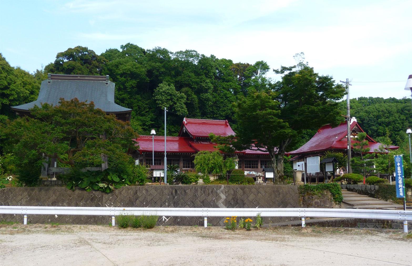 第26番霊場(興隆寺)