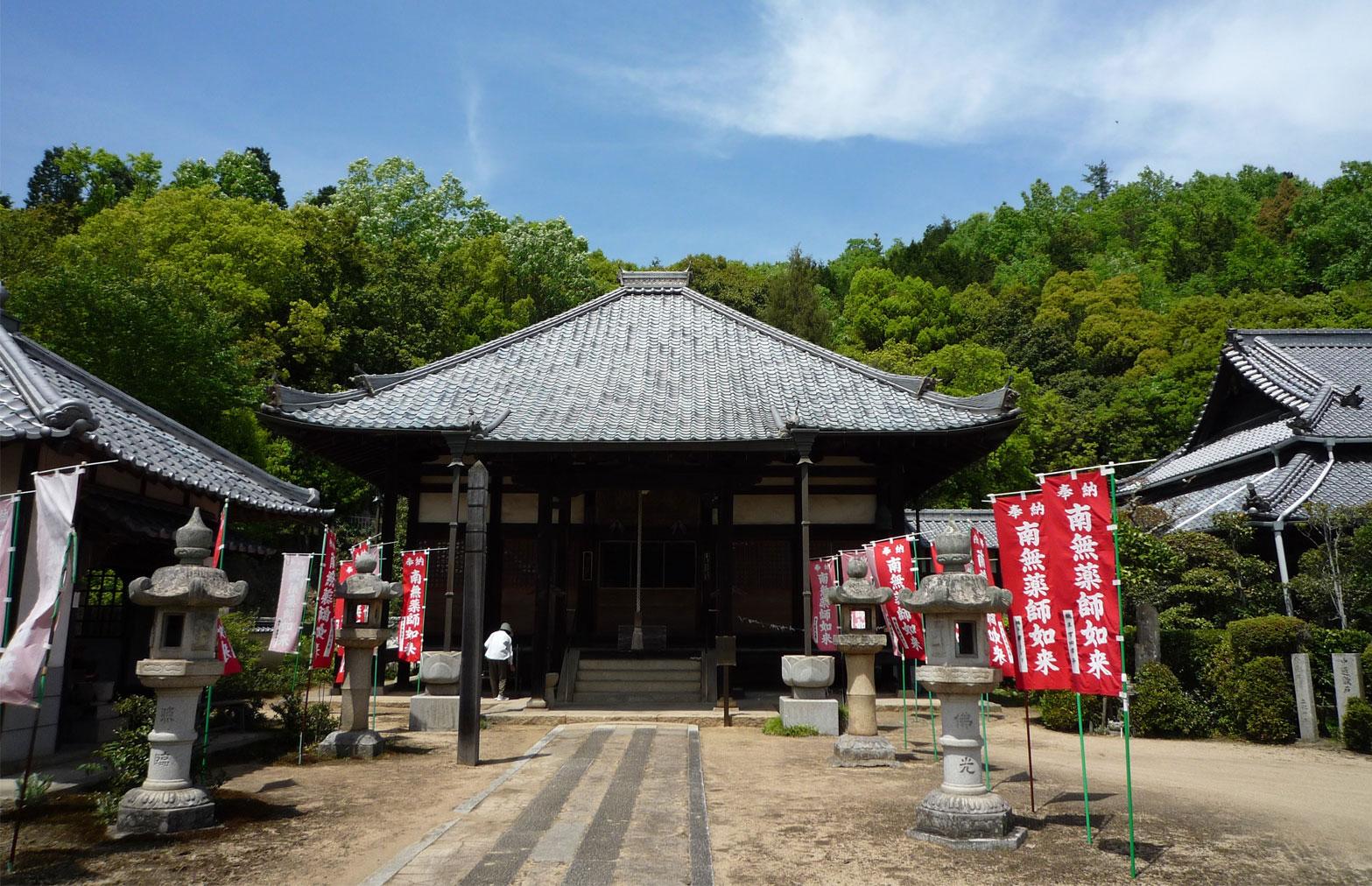 第12番霊場(國分寺)