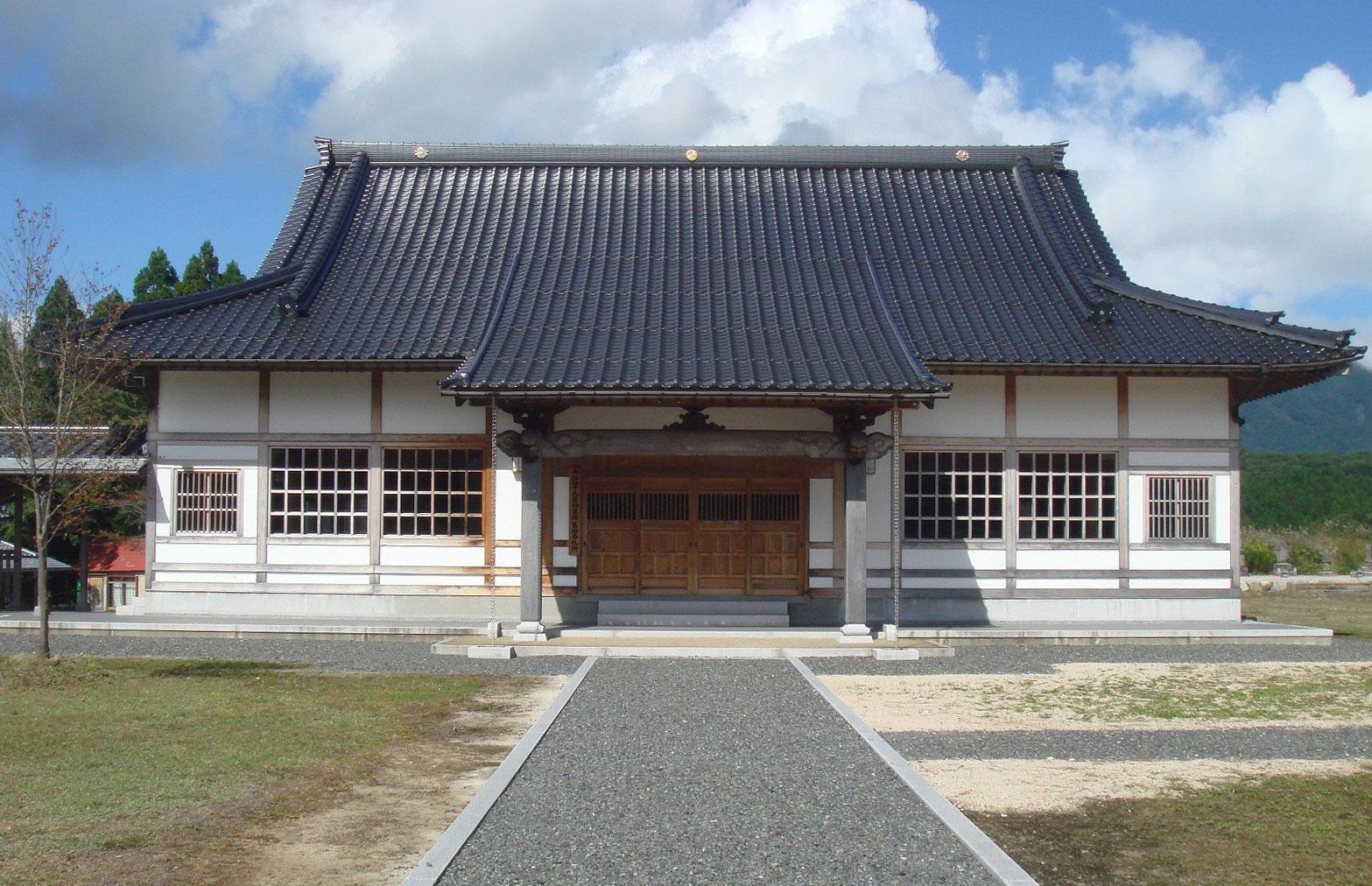 第4番霊場(福王寺)