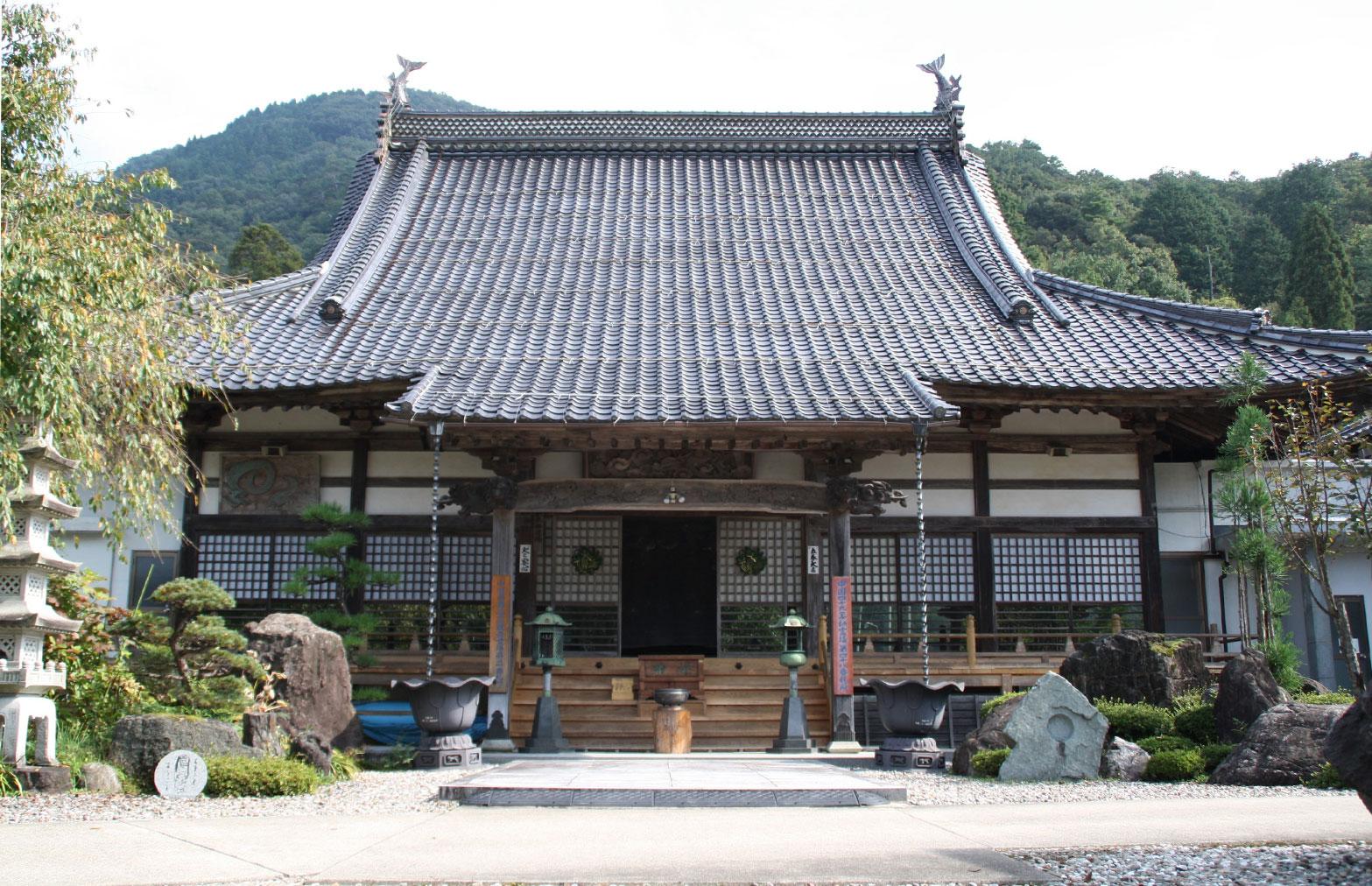 第48番霊場(大樹寺)