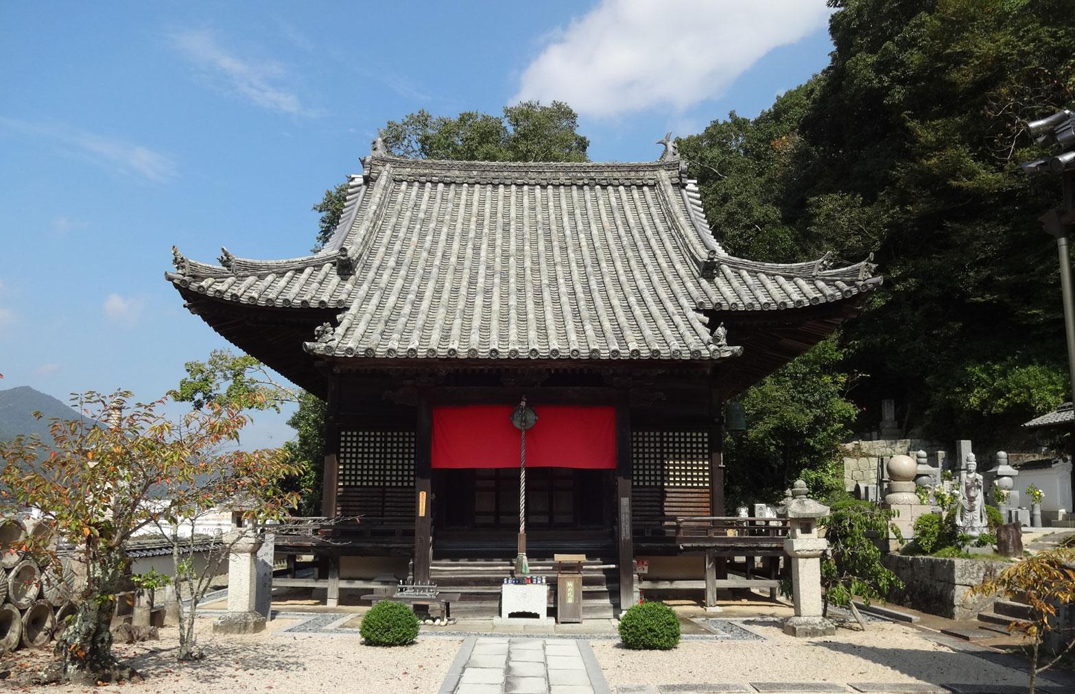 第2番霊場(薬師寺)